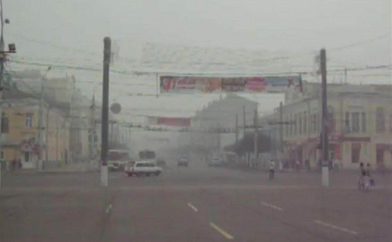 Этим летом в Тулу может вернуться смог от торфяных пожаров
