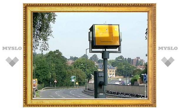 В Лондоне спидкамера штрафовала водителей за стояние в пробках