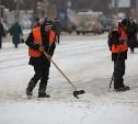 Тульские коммунальщики отчитаются по работе в снегопад