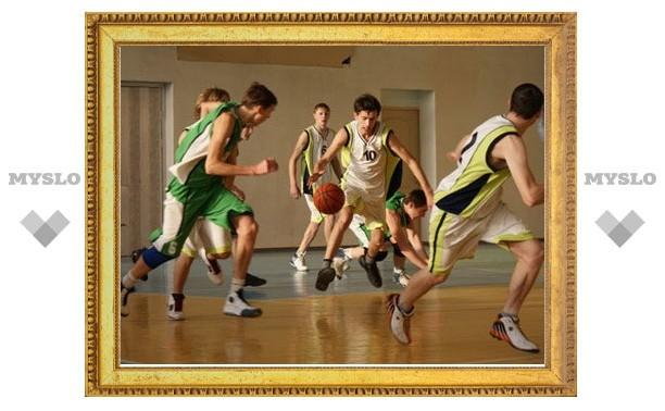 Новомосковские баскетболисты снова победили