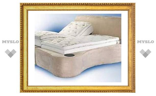 Американцы создали интернет-кровать с защитой от храпа
