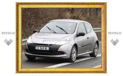 Новый Renault Clio RS получит турбомотор