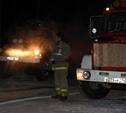 Пожарные нашли тело сгоревшего сотрудника предприятия