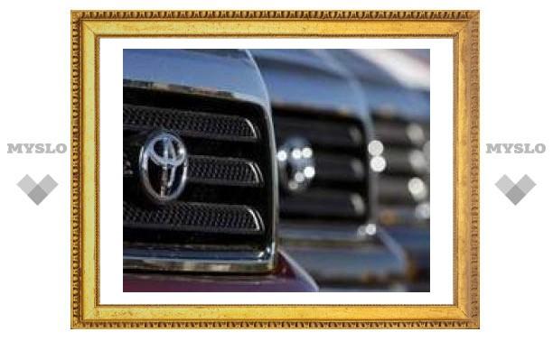 Toyota стала мировым лидером по производству автомобилей
