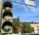 В Туле отключили часть светофоров