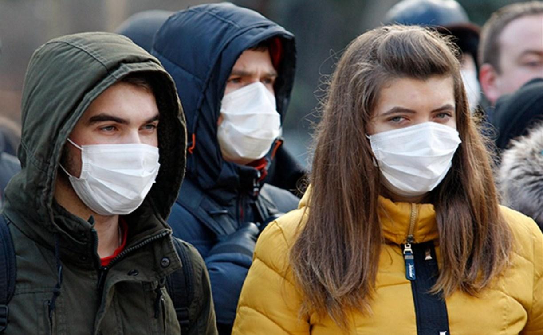 По всей России введён режим повышенной готовности из-за коронавируса