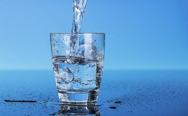 30 тысяч узловчан обеспечили чистой питьевой водой