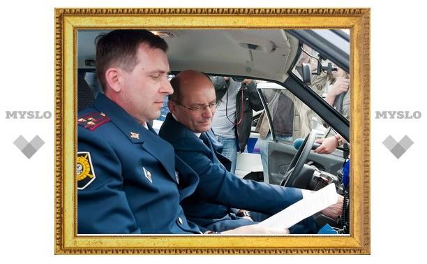 Тульских полицейских будут проверять на специальном оборудовании