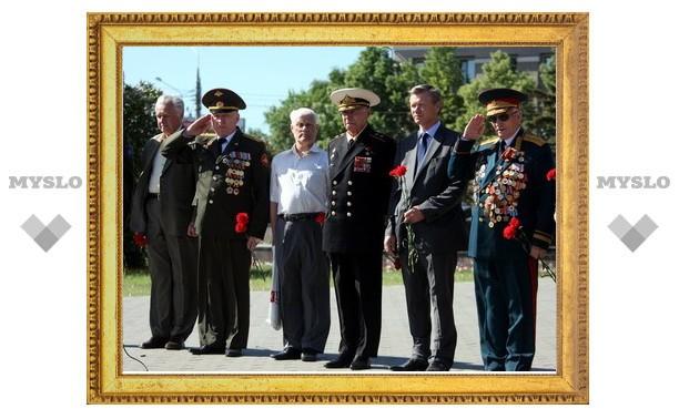 Тула приняла автопробег «Мурманск-Севастополь»