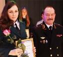 В тульском УМВД отметили День защитника Отечества
