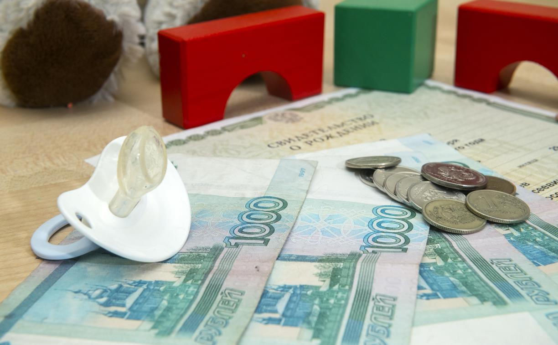 За три года в Тульской области на выплаты многодетным семьям потратят более 18 млн рублей