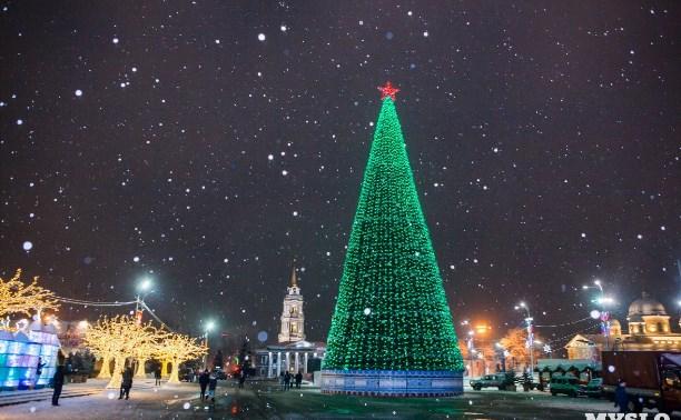 Афиша на выходные: забег Дедов Морозов, арт-встреча «Нитки» и ёлка на «Октаве»