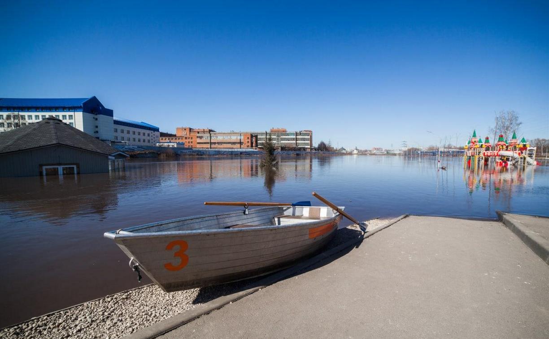 Пик половодья в Тульской области ожидается в начале апреля