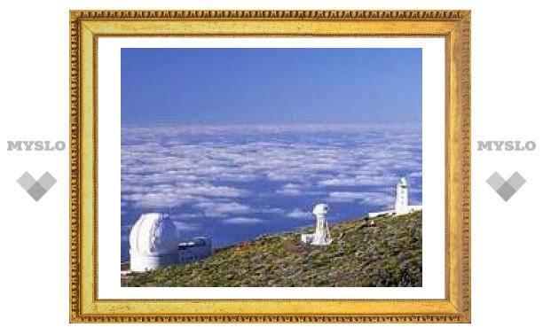 На Канарах вступил в строй крупнейший оптический телескоп