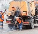 В Туле продолжается ремонт дорог