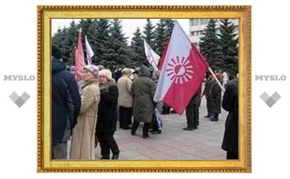 Тульских оппозиционеров задержали за экстремизм?