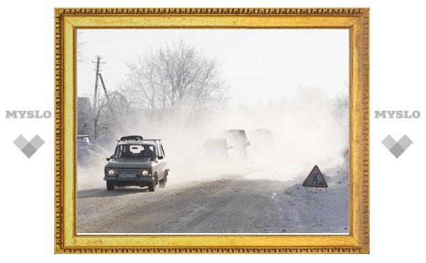 В Маслово серьезная коммунальная авария