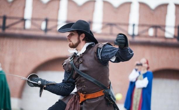 В Тульском музее оружия научат фехтованию