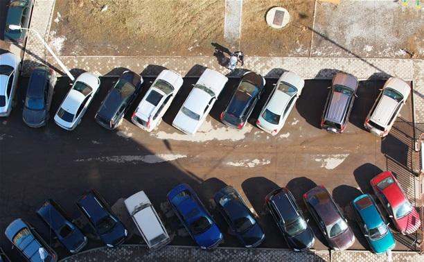 Правило «1 квартира – 1 парковочное место» утвердит новый состав гордумы