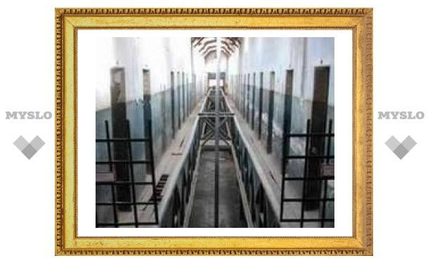 Заключенные в Аргентине подожгли свою тюрьму