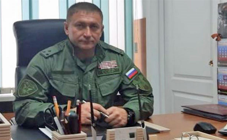 Начальником Управления Росгвардии по Тульской области назначили руководителя красноярского СОБРа