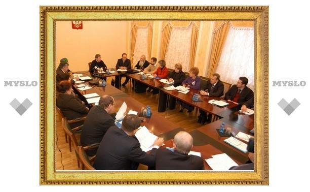 В Тульской области появится Общественная палата