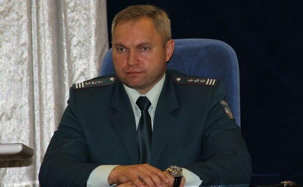 В УФНС России по Тульской области появился новый руководитель