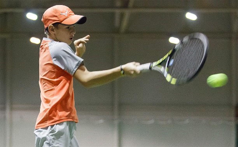 Тульские теннисисты выступают на ведущих ролях в домашнем первенстве