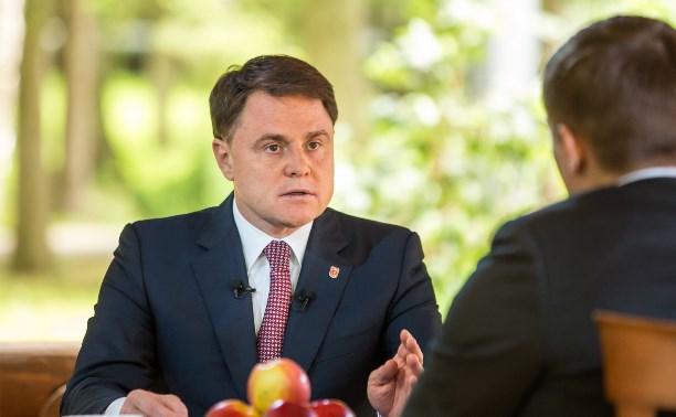 Владимир Груздев встретится с жителями Воловского района