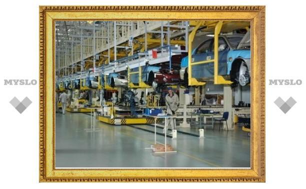 """""""ИжАвто"""" начнет выпуск автомобилей Renault и Nissan в 2011 году"""