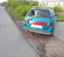 В Тульской области «бесправный» водитель мопеда попал в ДТП