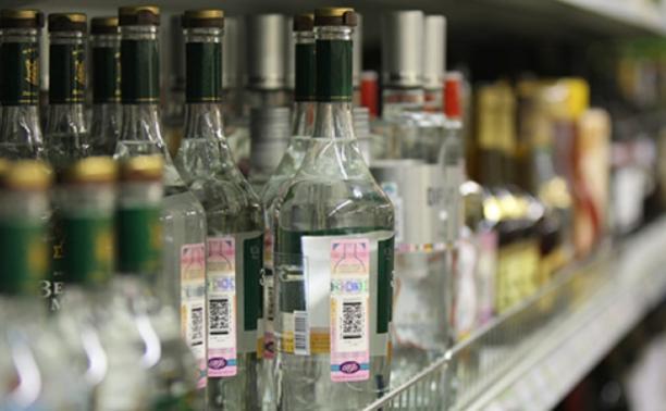 Водка в России подорожала до 220 рублей за пол-литра