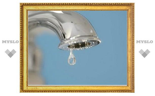 Около 2000 домов в Киреевске остались без воды