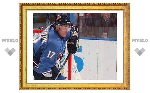 Быков не взял Ковальчука на чемпионат мира по хоккею