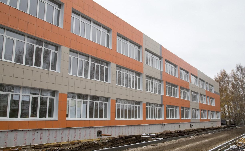 В Киреевске ремонтируют лицей и детский сад