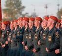 600 военных приняли участие в репетиции парада Победы