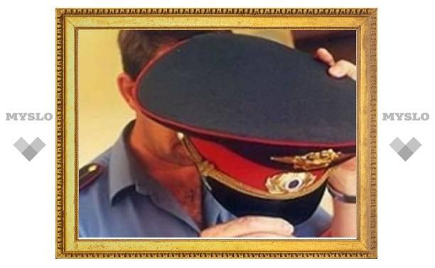 ДТП с участием пьяного майора полиции