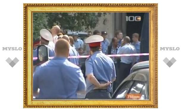 Найдена машина убийц петербургского милиционера