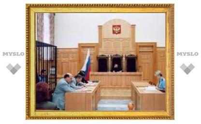 В Туле судят двух убийц
