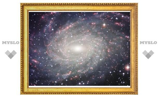 Астрономы сфотографировали двойника Млечного Пути
