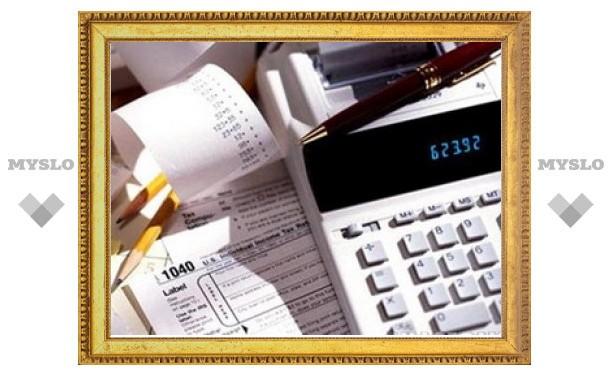 Доходы бюджета Тульской области увеличатся