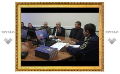 Вышла книга о гражданской обороне в Тульской области