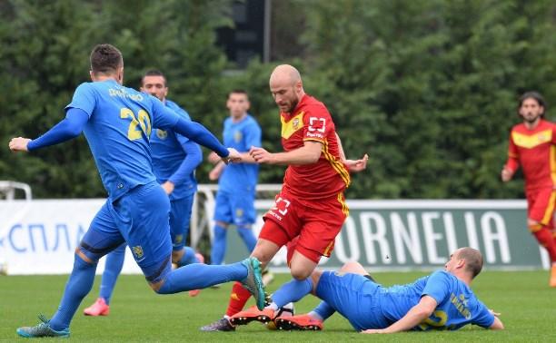 «Арсенал» на сборах обыграл сербское «Динамо»