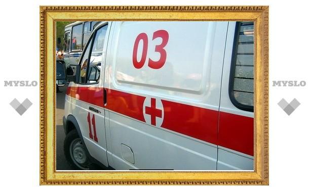 В Туле автолайн насмерть сбил пешехода