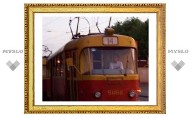 В Туле изменился маршрут 14-го трамвая
