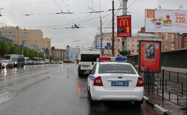Депутаты гордумы решили бороться с пробками в Туле