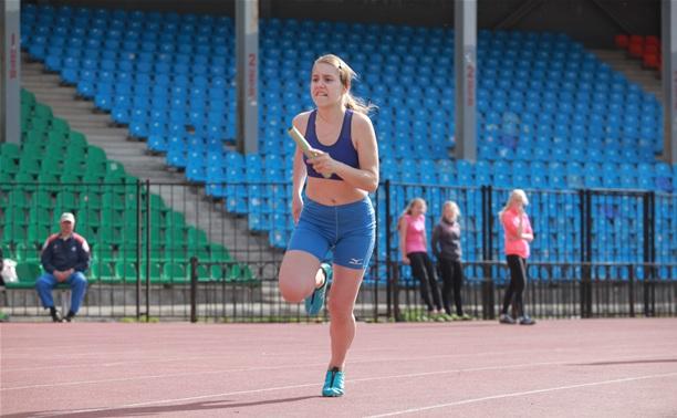 В Туле стартовало региональное первенство по лёгкой атлетике