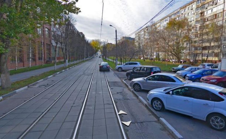 В связи с ремонтом на ул. Энгельса запретят парковку и изменят маршрут трамвая №14