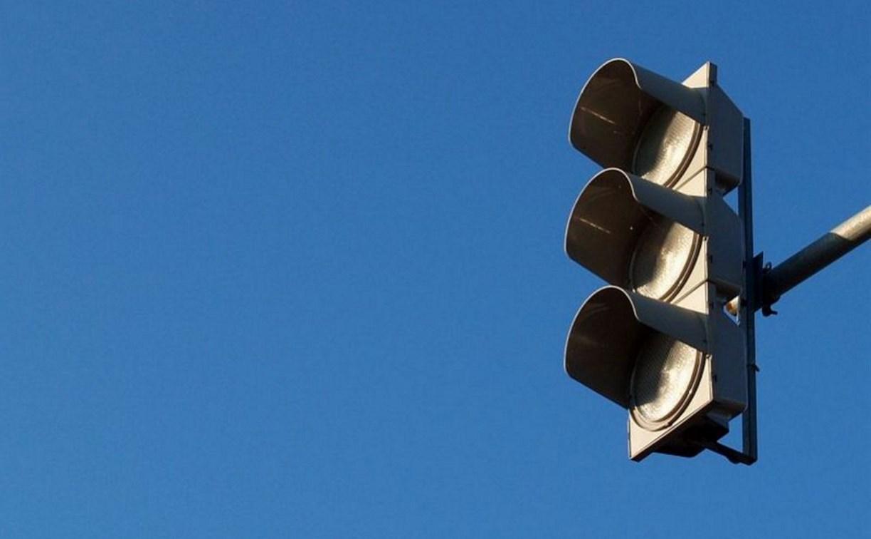 На проспекте Ленина в Туле 26 июля отключат светофор