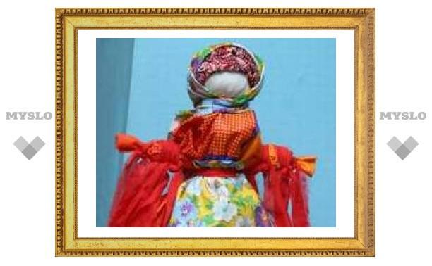 Как сделать куклу-Масленицу
